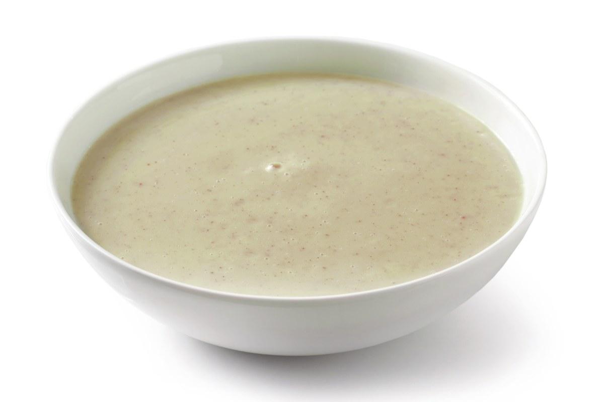 crema di riso e mais