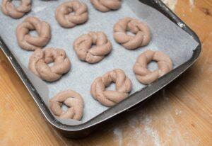 Ciambelline biscotto
