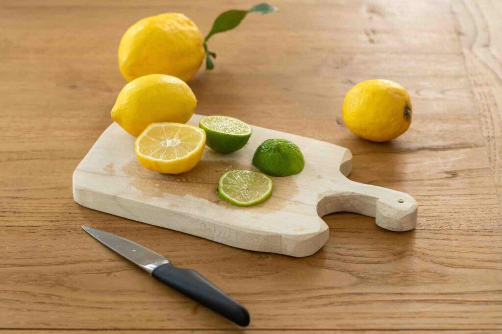 limone per biscotti