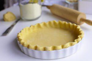 Pasta brisée senza burro: rendila perfetta grazie a questo trucco!