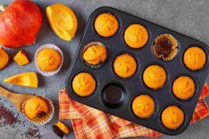 Muffins Arancioni