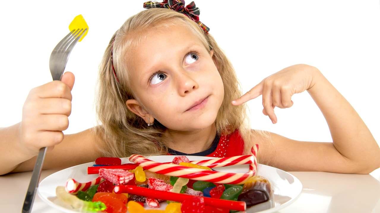 cibi che influenzano comportamento bambini