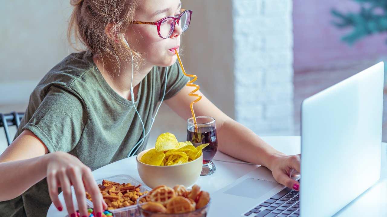 disturbi comportamento bambini cibo