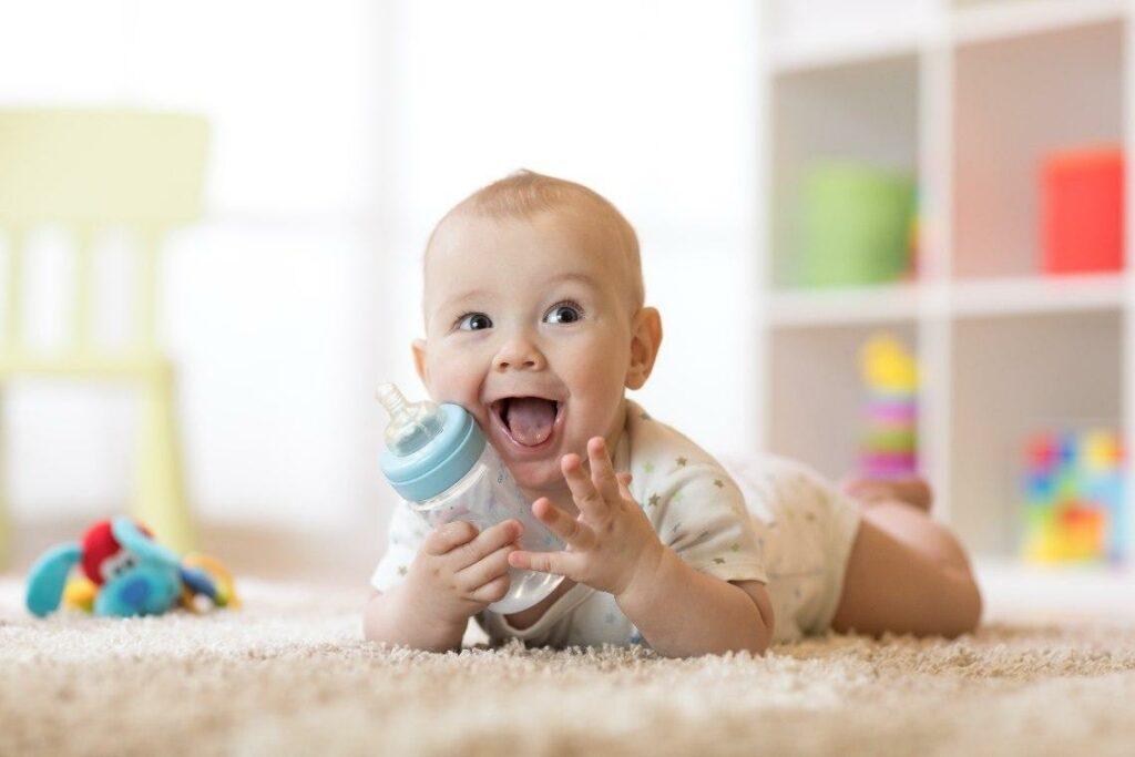 Camomilla per i neonati, si o no?