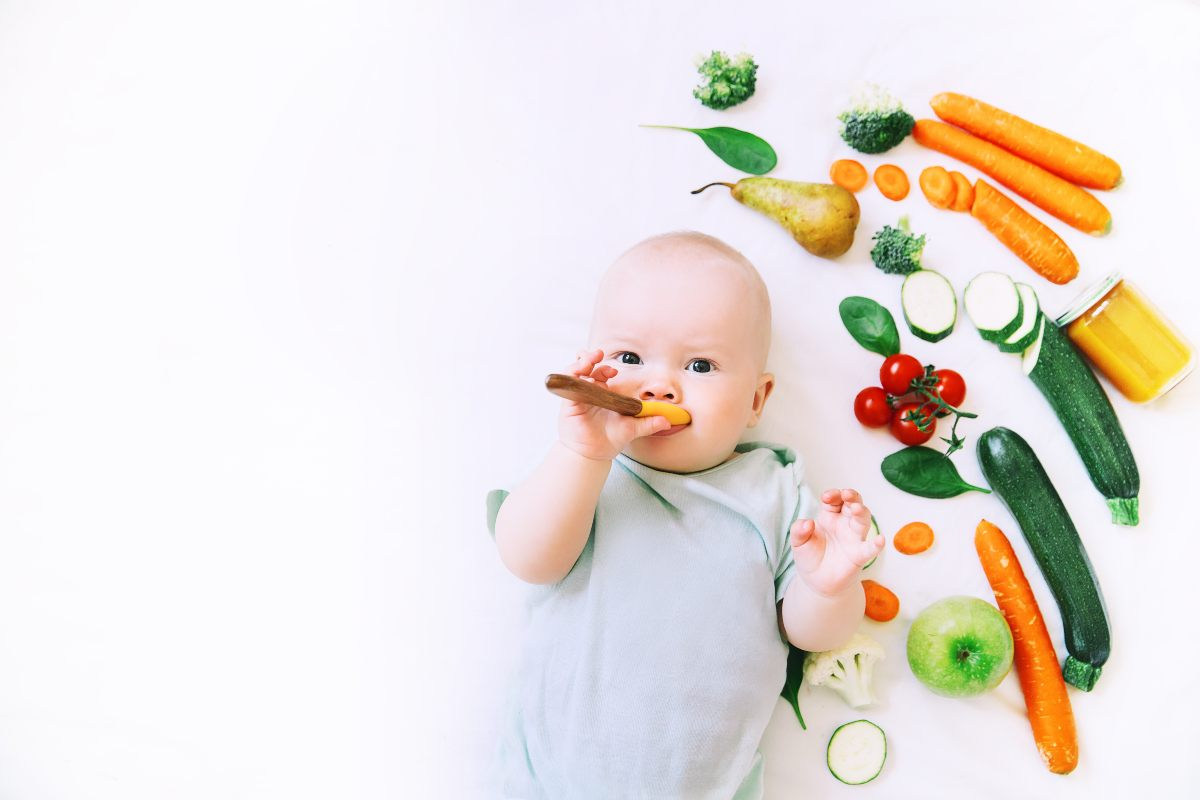 Verdure a misura di bimbo: scopri la baby cassetta!