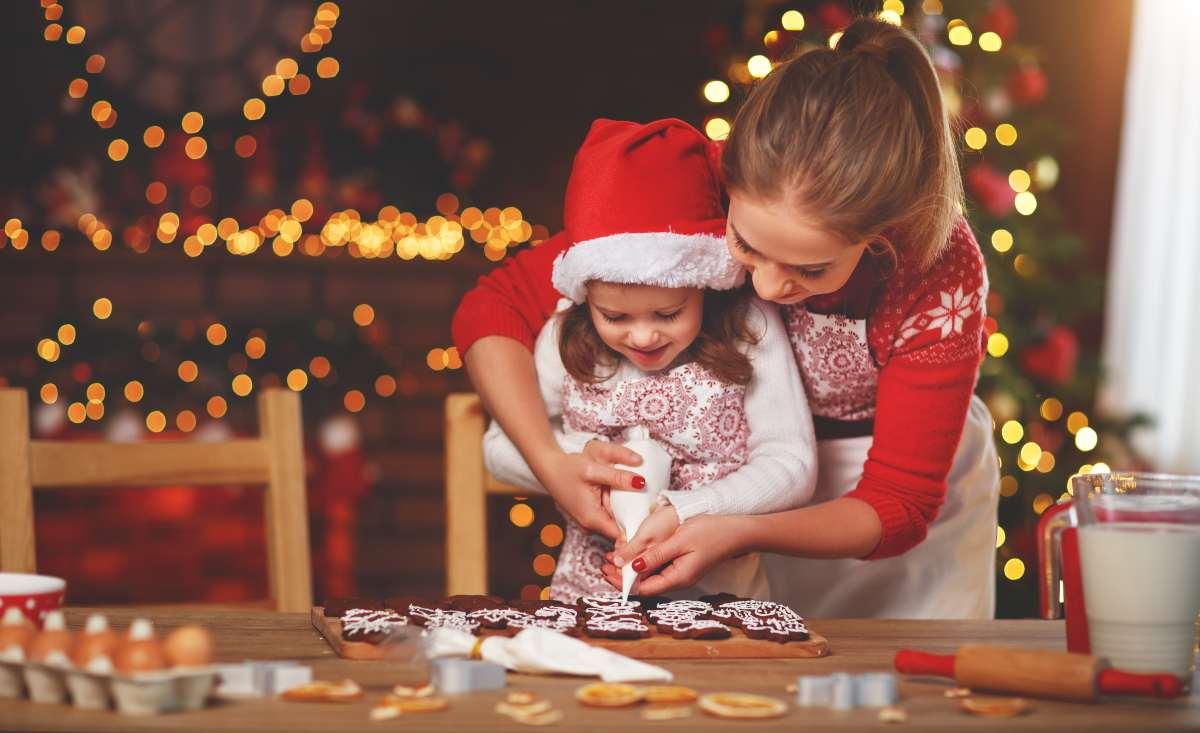 Menù di Natale per i bimbi: dall'antipasto al dolce