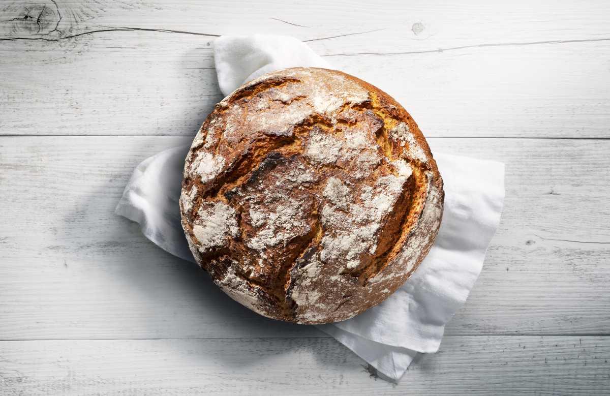 Mangiare pane senza avere gonfiore addominale? Si può con questo trucco