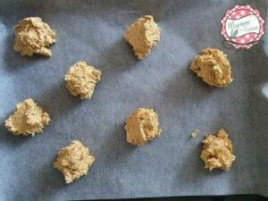Biscotti avena e arachidi