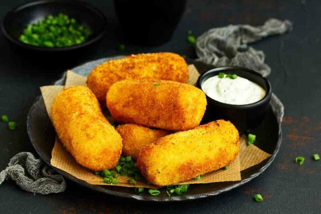 Crocchè di patate