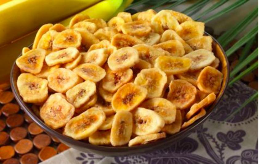 Banana fritta cubana