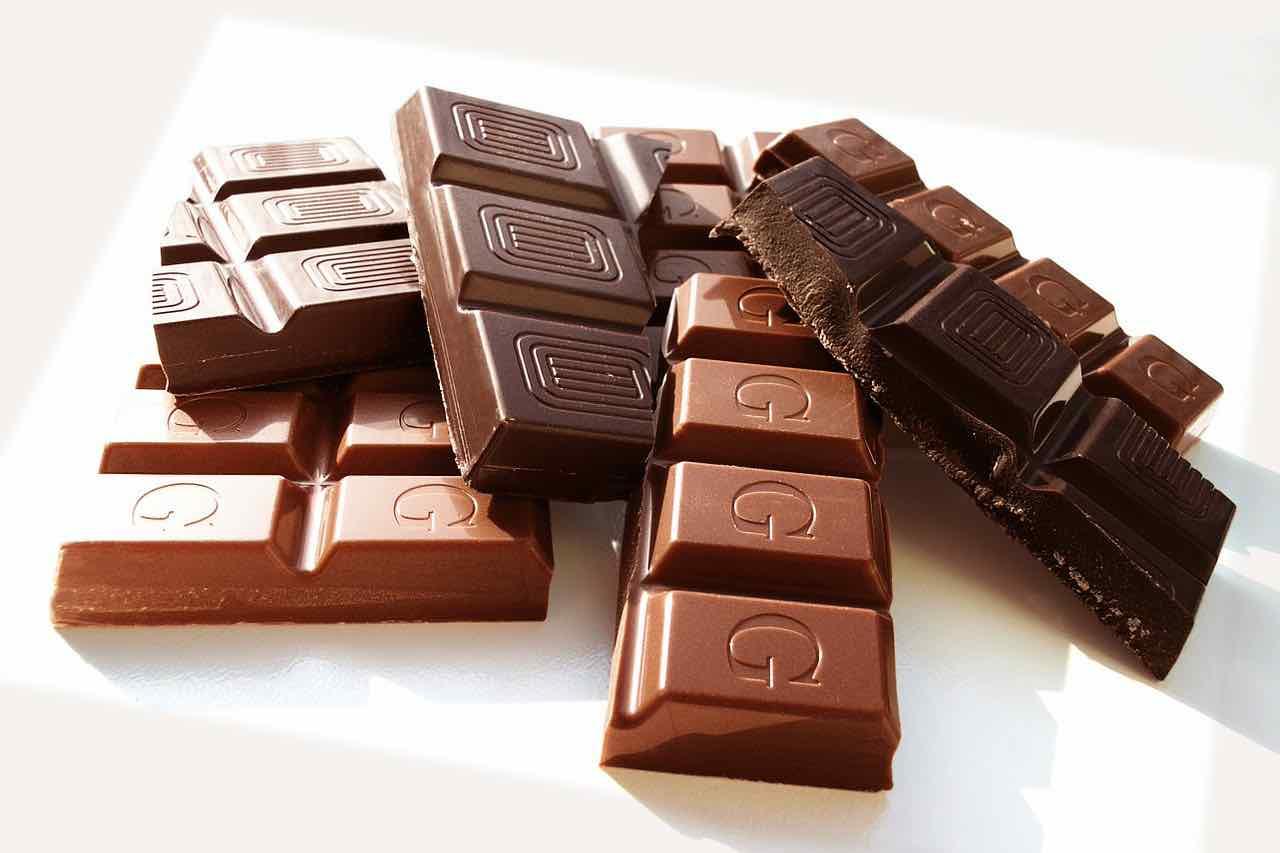 non mangiare cioccolato