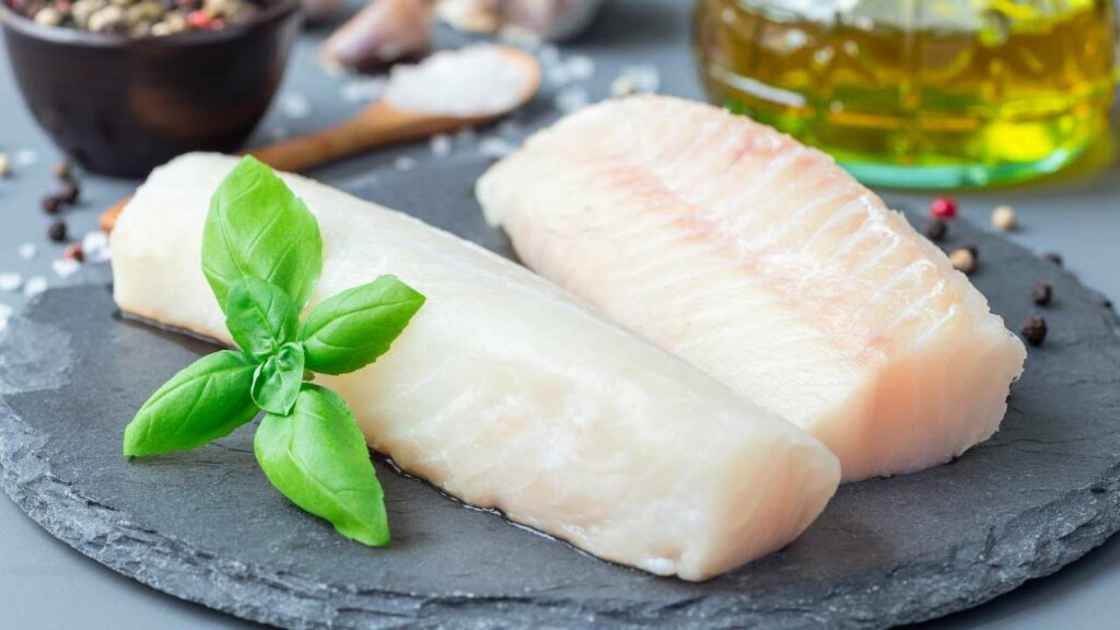 bastoncini di pesce merluzzo