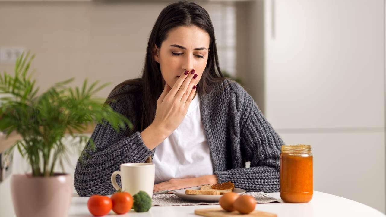 nausea dopo mangiato