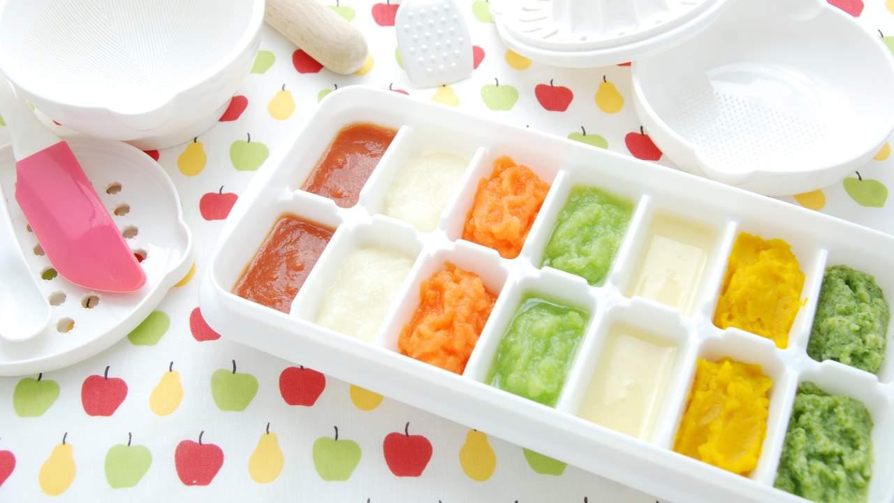 congelatore bambino baby-freezer