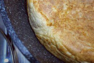 pancake alto e soffice