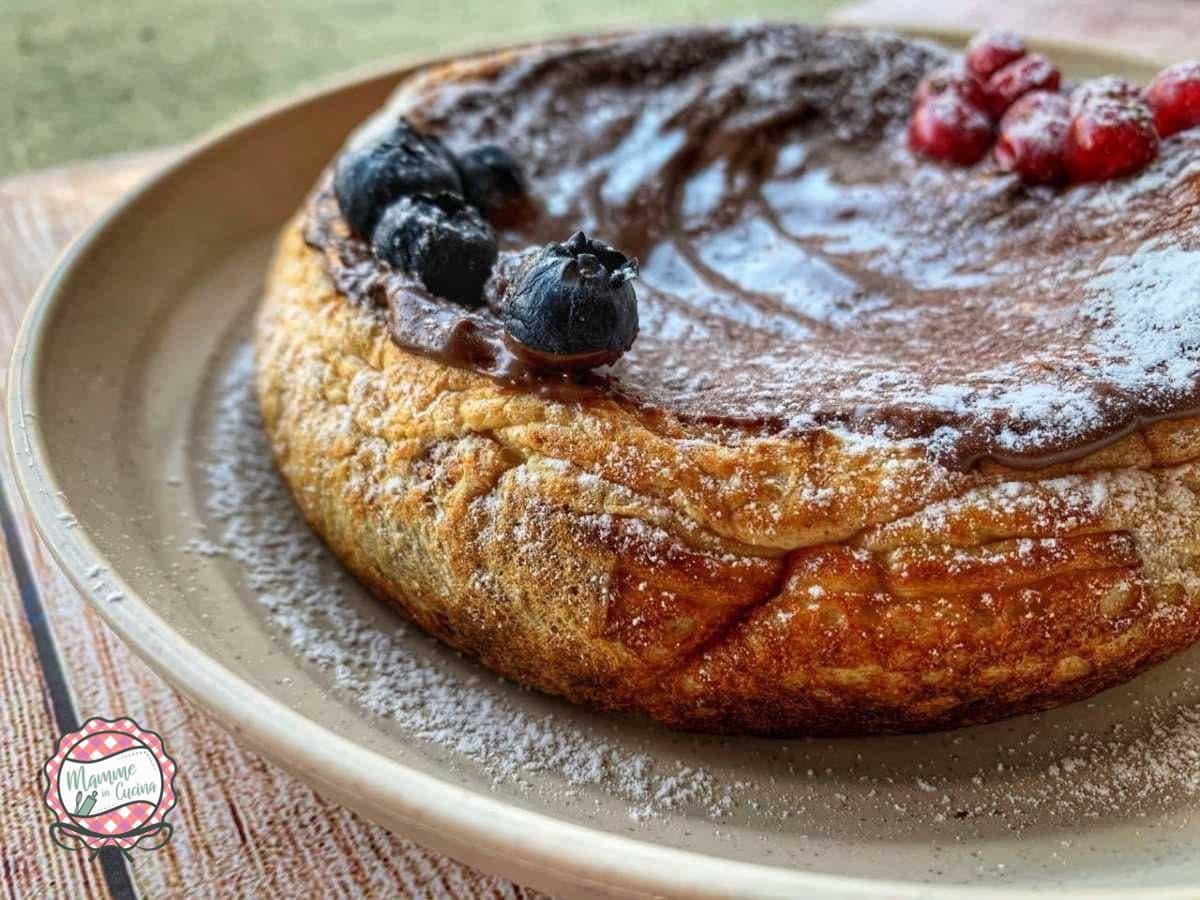 Pancake: il trucco per farlo alto e soffice