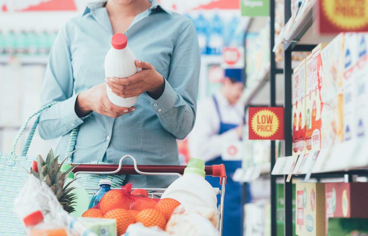 Quando fai la spesa al supermercato, occhio alle offerte!