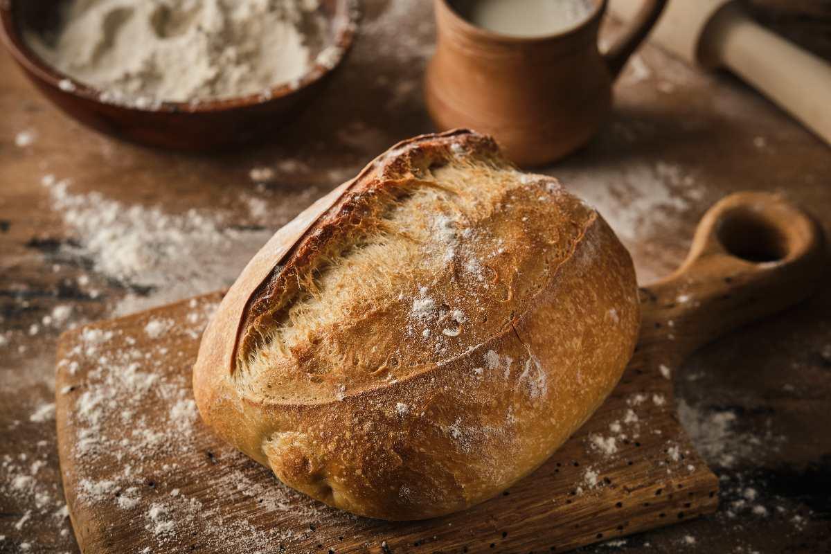 Pane perfetto con lievito madre, la ricetta che cercavi!