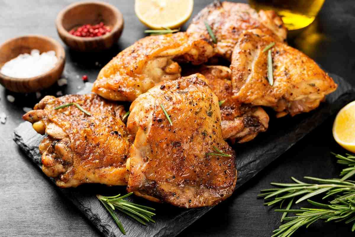 Pettodi pollo errori