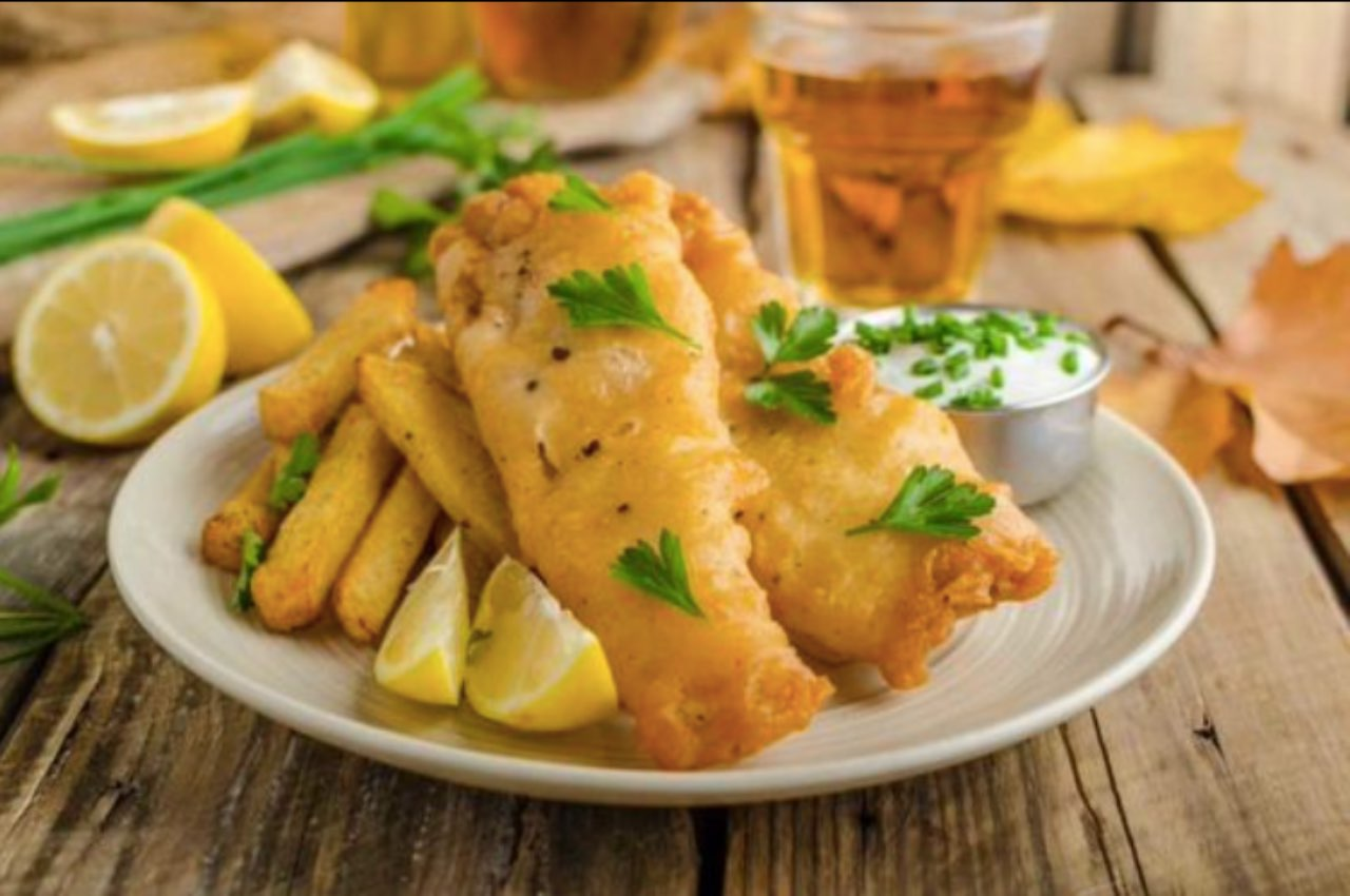 Ricetta fish and chips