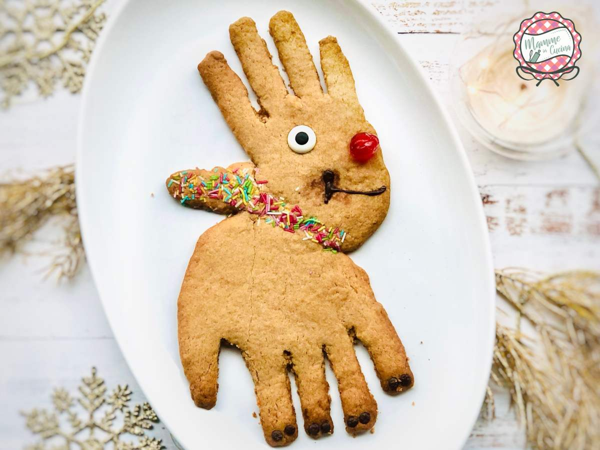 Mani di renna