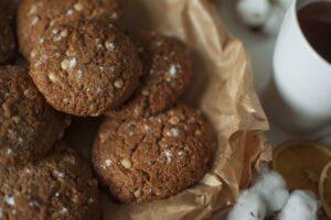 Biscotti di crusca