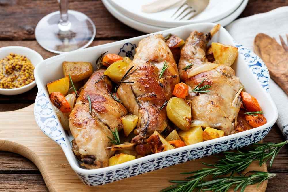 Scopriamo insieme come cucinare perfettamente il coniglio per un risultato davvero garantito. Ecco i trucchi da mettere in pratica.