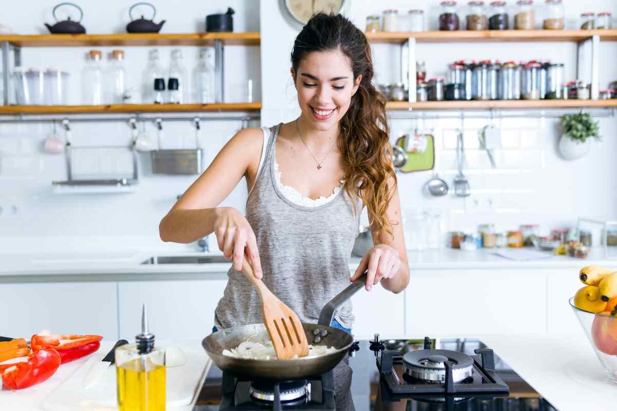 padella cucinare