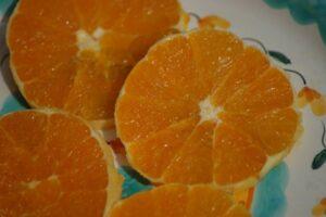 arancia a fettine