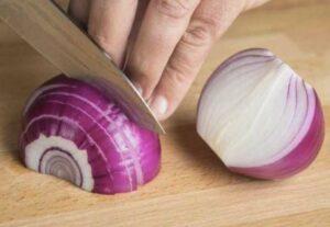 ricetta con cipolla