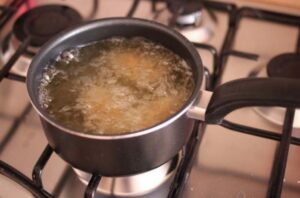 ricetta per friggere