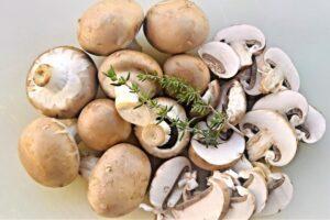ricetta funghi