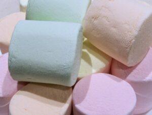 marshmallow colorati