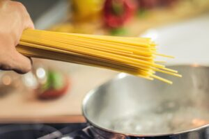 ricetta con pasta