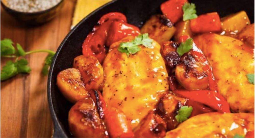 ricetta pollo alla Roman