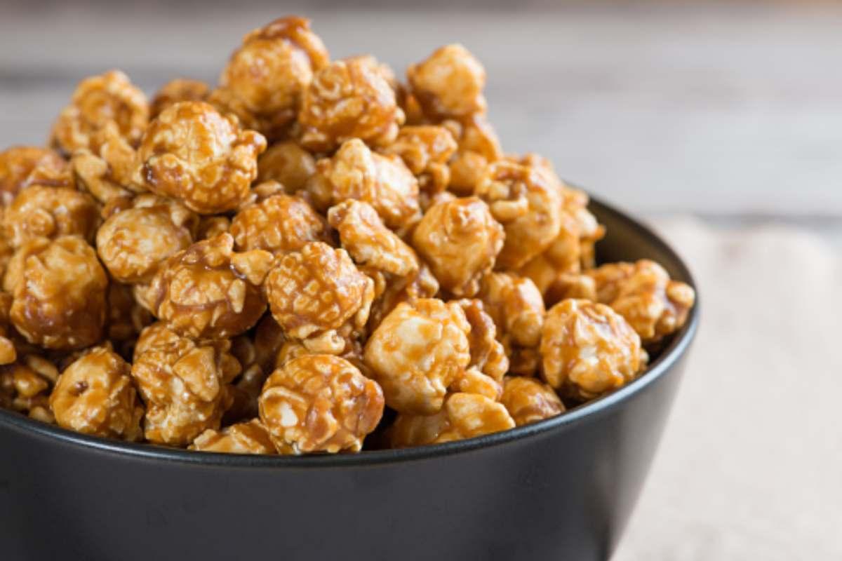 popcorn caramellati