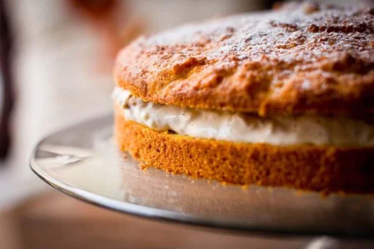torta di carote soffice e buona