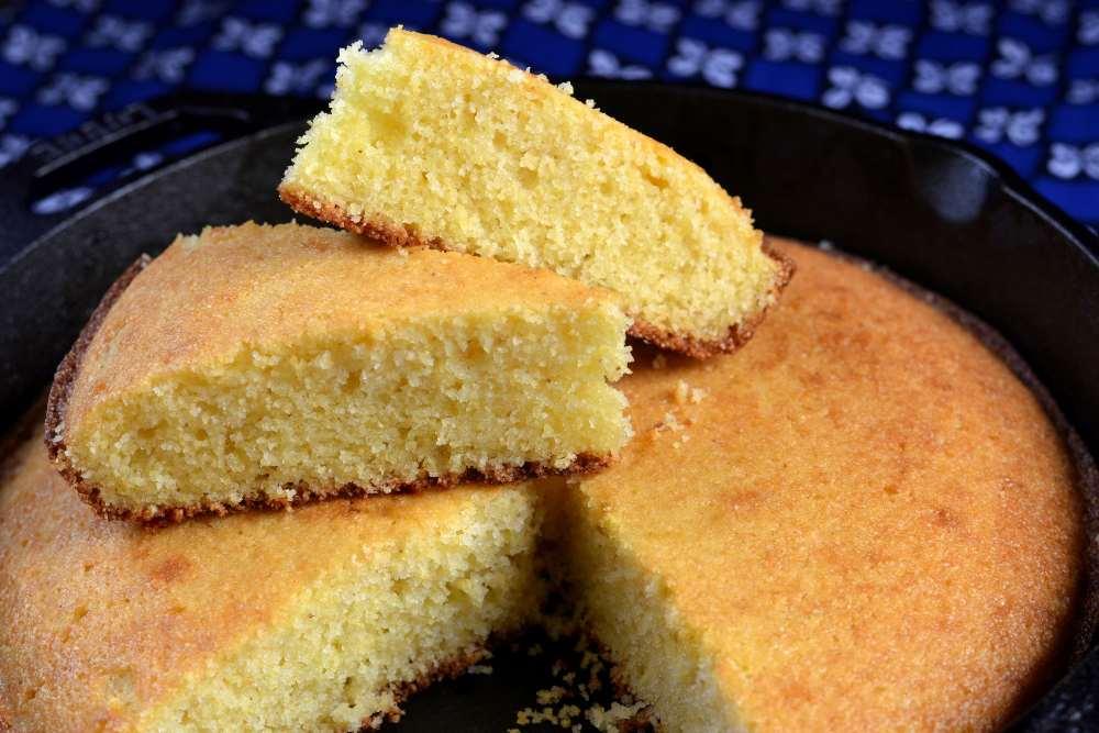 una torta in padella veloce e perfetta