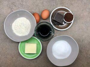 Ingredienti Brownie