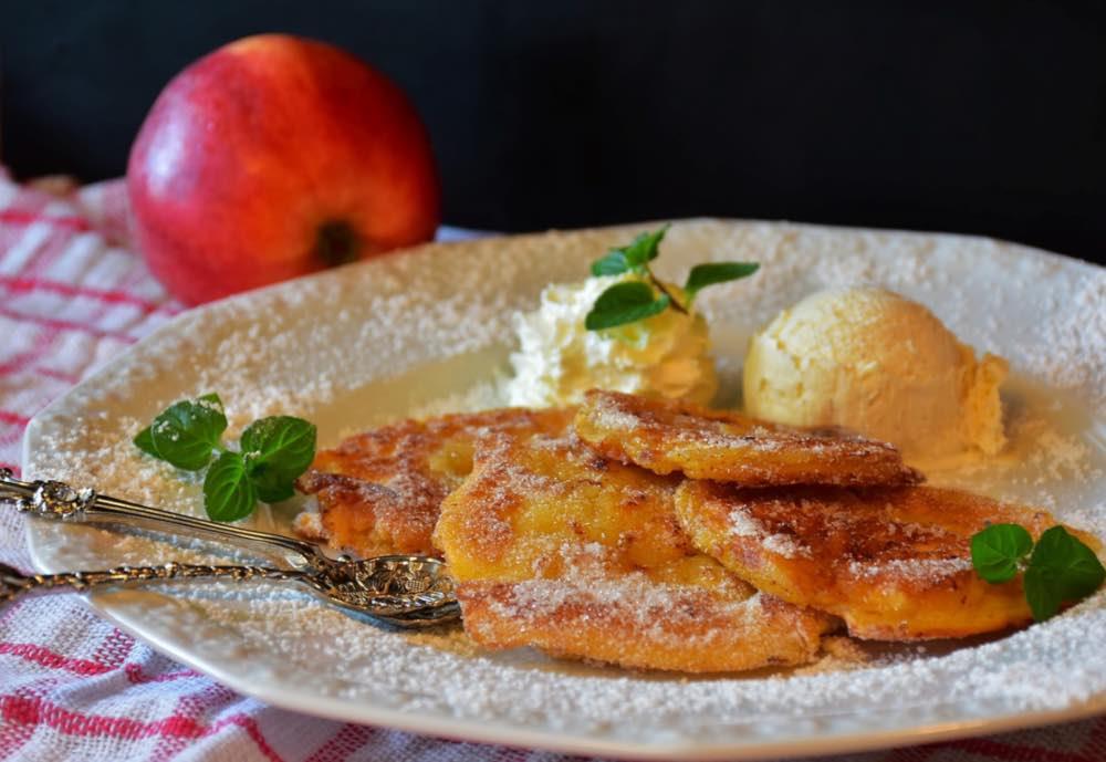ricetta con mele
