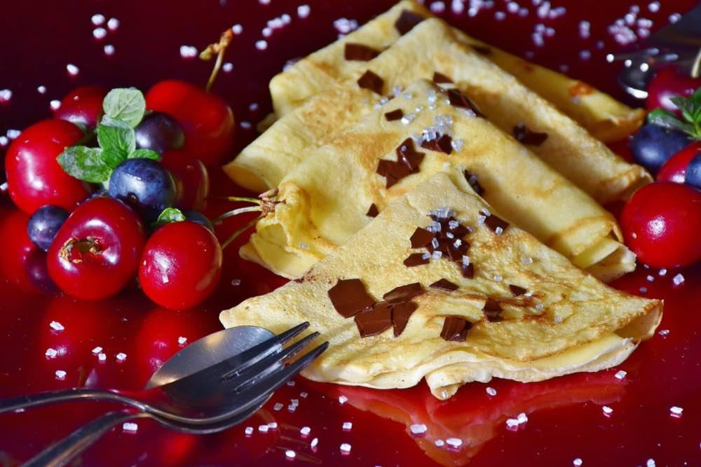 ricetta frittelle ciliegie