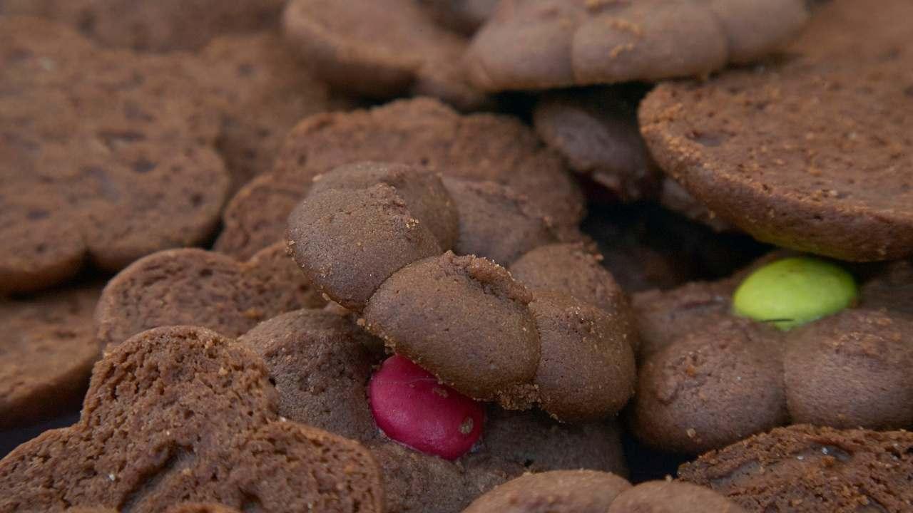 biscottini cacao