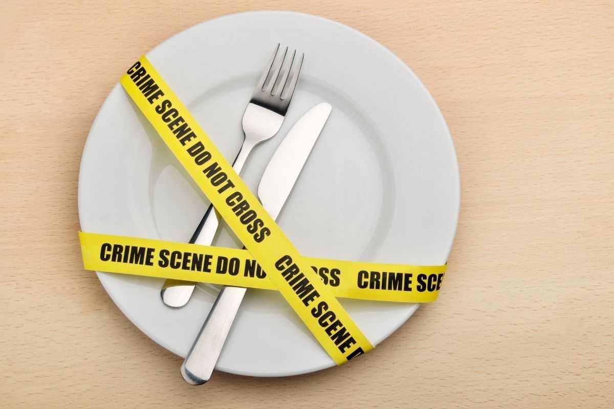 pericolo cibo