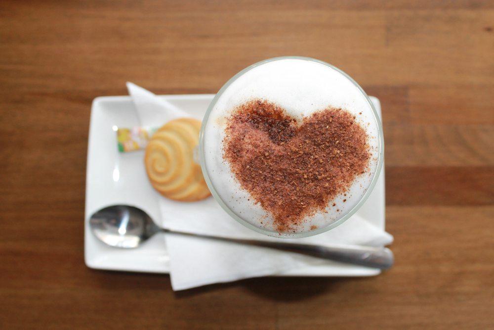 Crema di caffè versione light