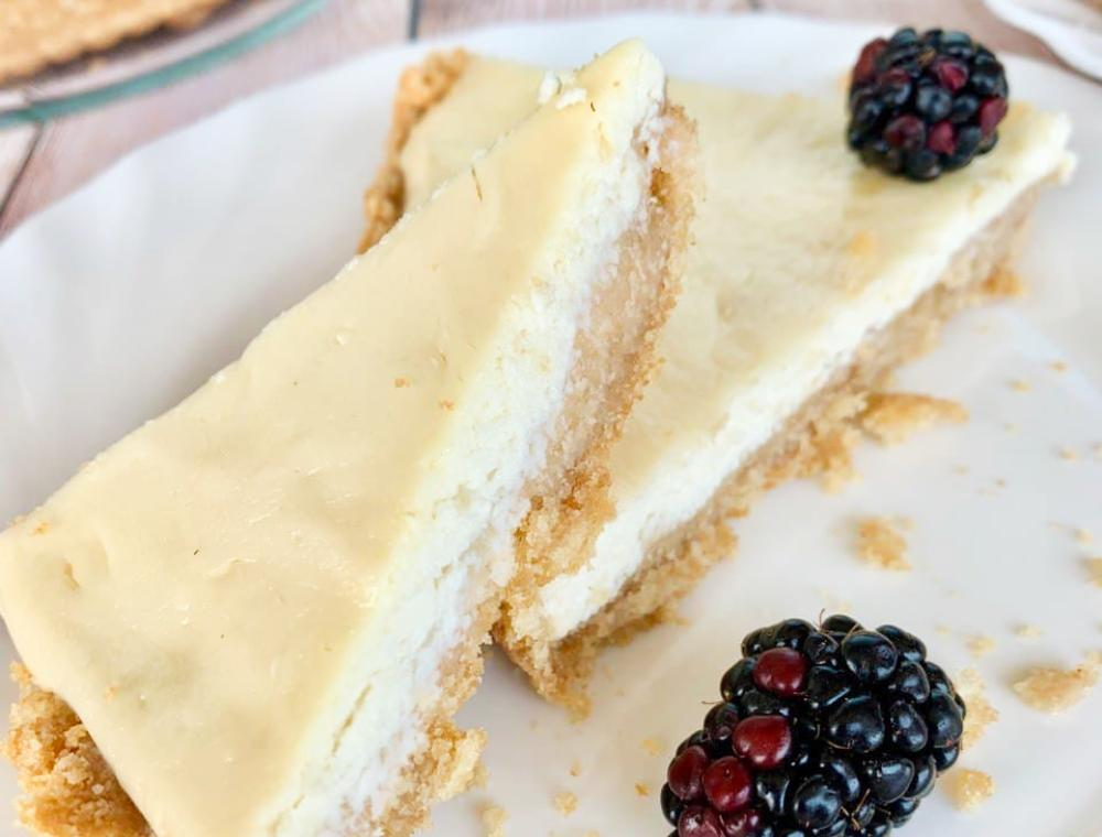 Cheesecake light e cremosa