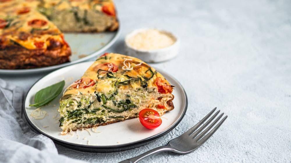 Pasticcio di zucchine facilissimo