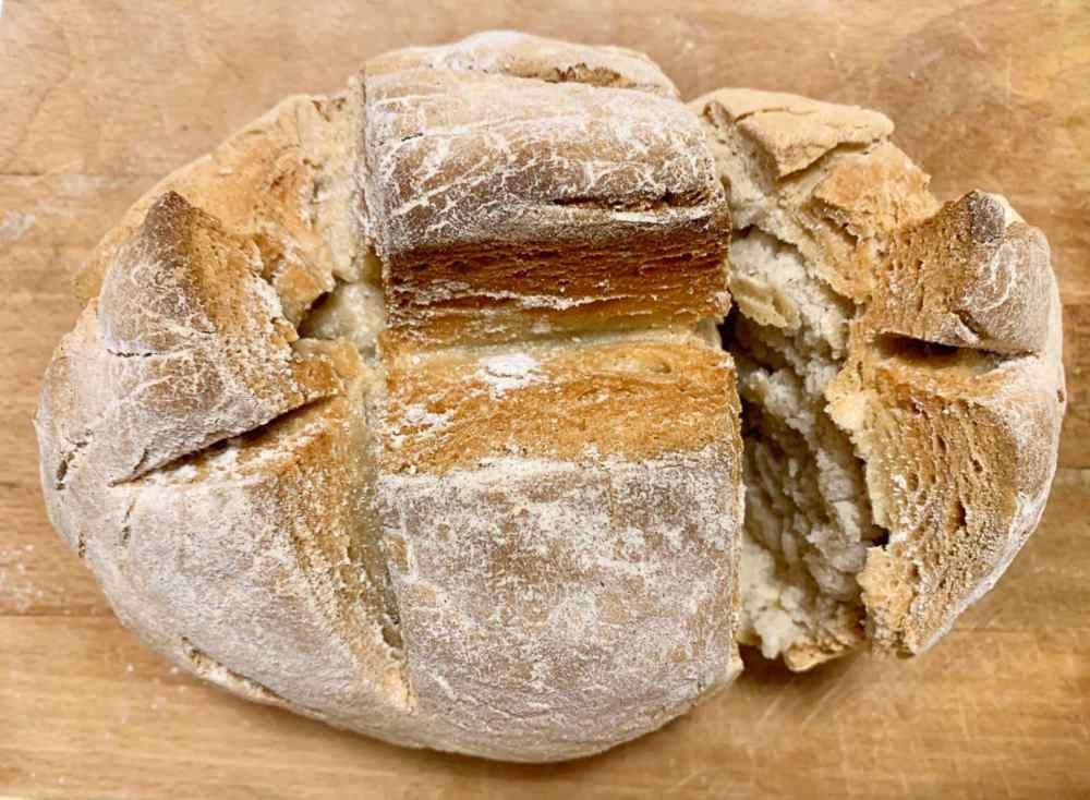 Pane senza glutine perfetto