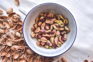 ricetta con pistacchi