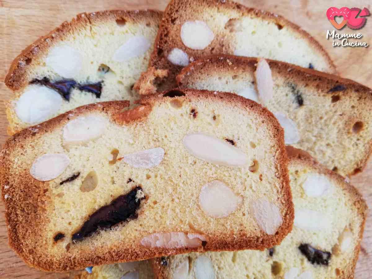 ricetta di veri biscotti