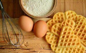 impasto waffle